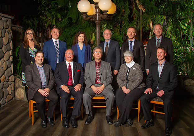 2019 CFNO Board-Leadership