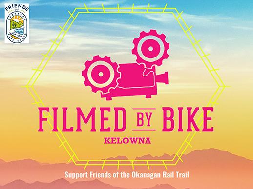 Filmed By Bike Poster