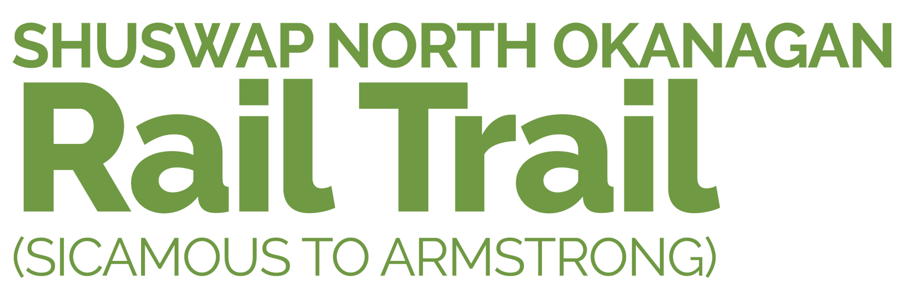 Shuswap North Okanagan Rail Trail (Sicamous to Armstrong)